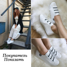GOGC 2017 Women Flat Shoes Breathable Ladies Leather Shoes Spring Creepers Casual Slip on Women Shoes Causal Shoes Slipony Women