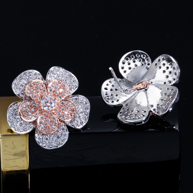 flower stud earrings3