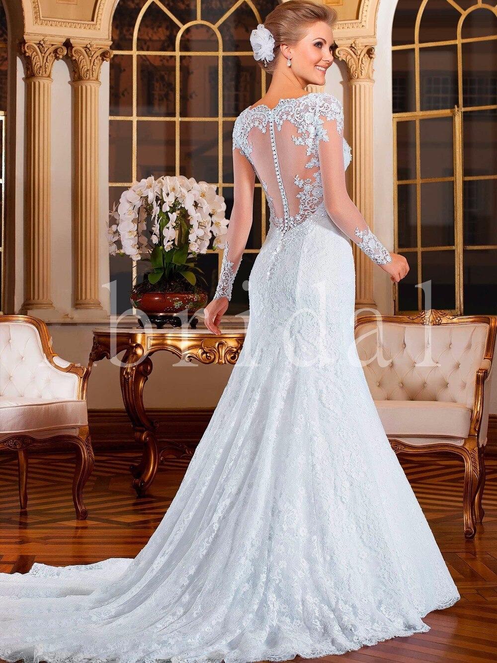 sheer wedding dresses hit runway new york bridal fashion week gallery 1 see through wedding dresses View Gallery Next BRIDES16F 9 WEB gthmb