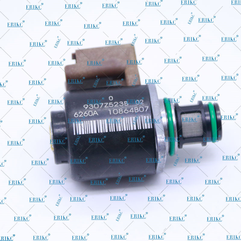 Erikc 9307Z523B Regulator Meter Valve Unit 9307-501b Common Rail System Inlet Fuel Pump Metering Valve 9307501b for Delphi Pump diesel common rail tool for delphi injector scv pvc pcv fuel metering valve rama f01a crt100