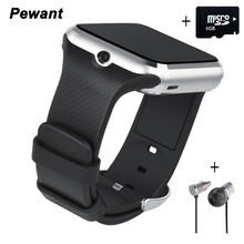 2017 Pewant R9 Bluetooth Smart Watch Android IOS GD19 Upgrade Wristwatch MTK2502D TF SIM HD Camera Smartwatch For iPhone OPPO LG