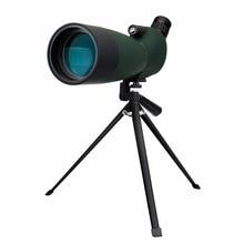SVBONY SV28 Spotting Scope 25-75x70mm Telescope Zoom Waterproof Angled Monocular w/Tripod Soft Case Birdwatch F9308B