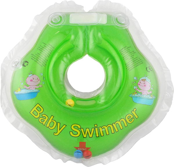 Children's neck swimming ring Baby Swimmer BS02C-B inflatable children swimming ring seat pool floating boat