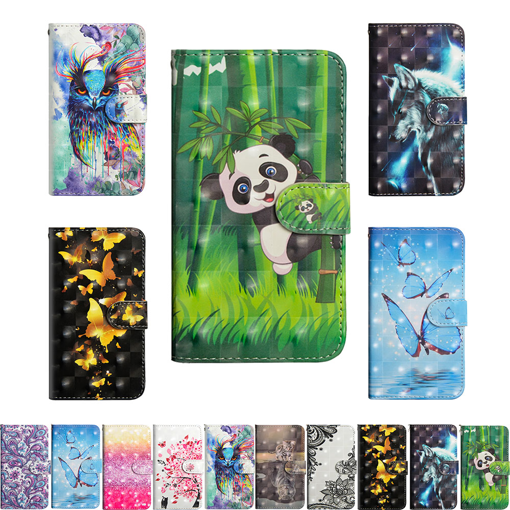 for Alcatel One Touch Pixi 4 5.0 LATAM 5010E 5010 5010G for Alcatel One Touch Pixi4 5010D 5010X Case Flip Phone Cover Cases Bag image