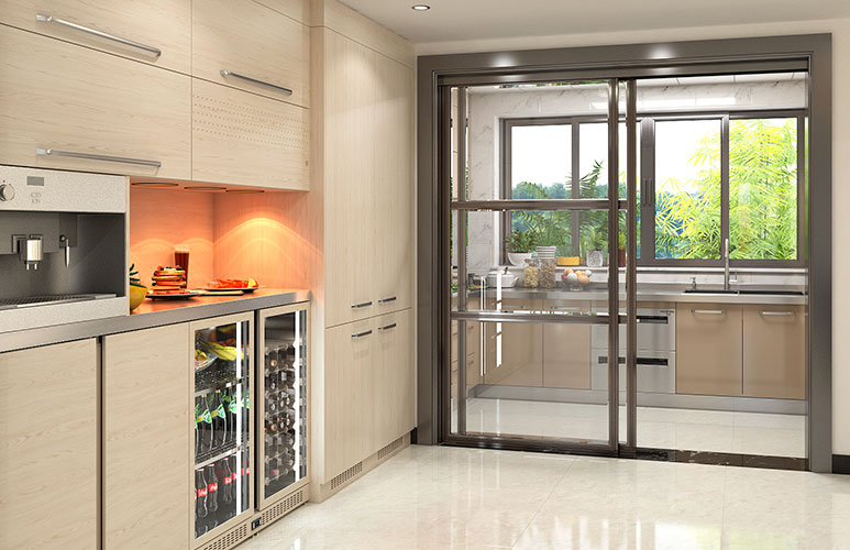 Oppein Wet And Dry Stainless Steel Kitchen Cabinet With Stainless Steel Countertop Op17 St02 Steel Kitchen Cabinets Kitchen Cabinetstainless Steel Kitchen Cabinet Aliexpress