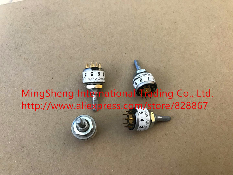 Original new 100% import rotary switch rotary encoder 56P36-01-1-03N quality assurance
