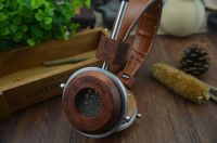 Custom Headphone Diy Wooden Headphone