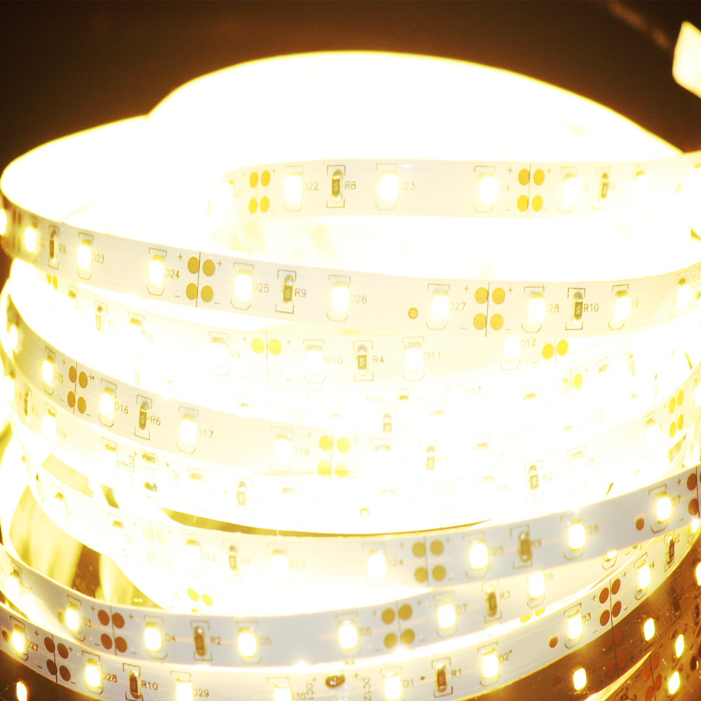 12V 60LED/M 2835 SMD Strip Super Bright Twice Lumen Than 5050 ...
