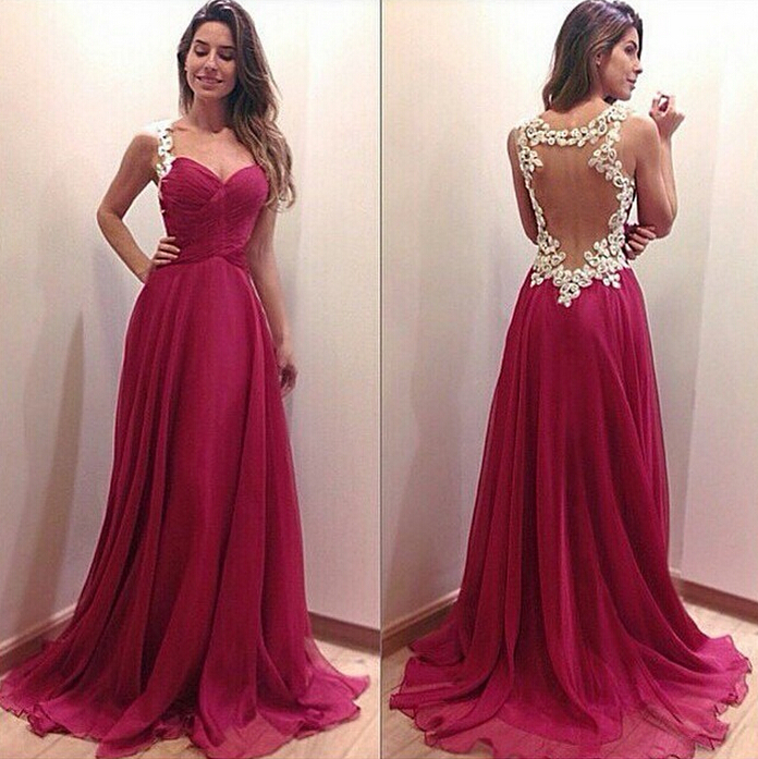 Silk Formal Dress_Formal Dresses_dressesss