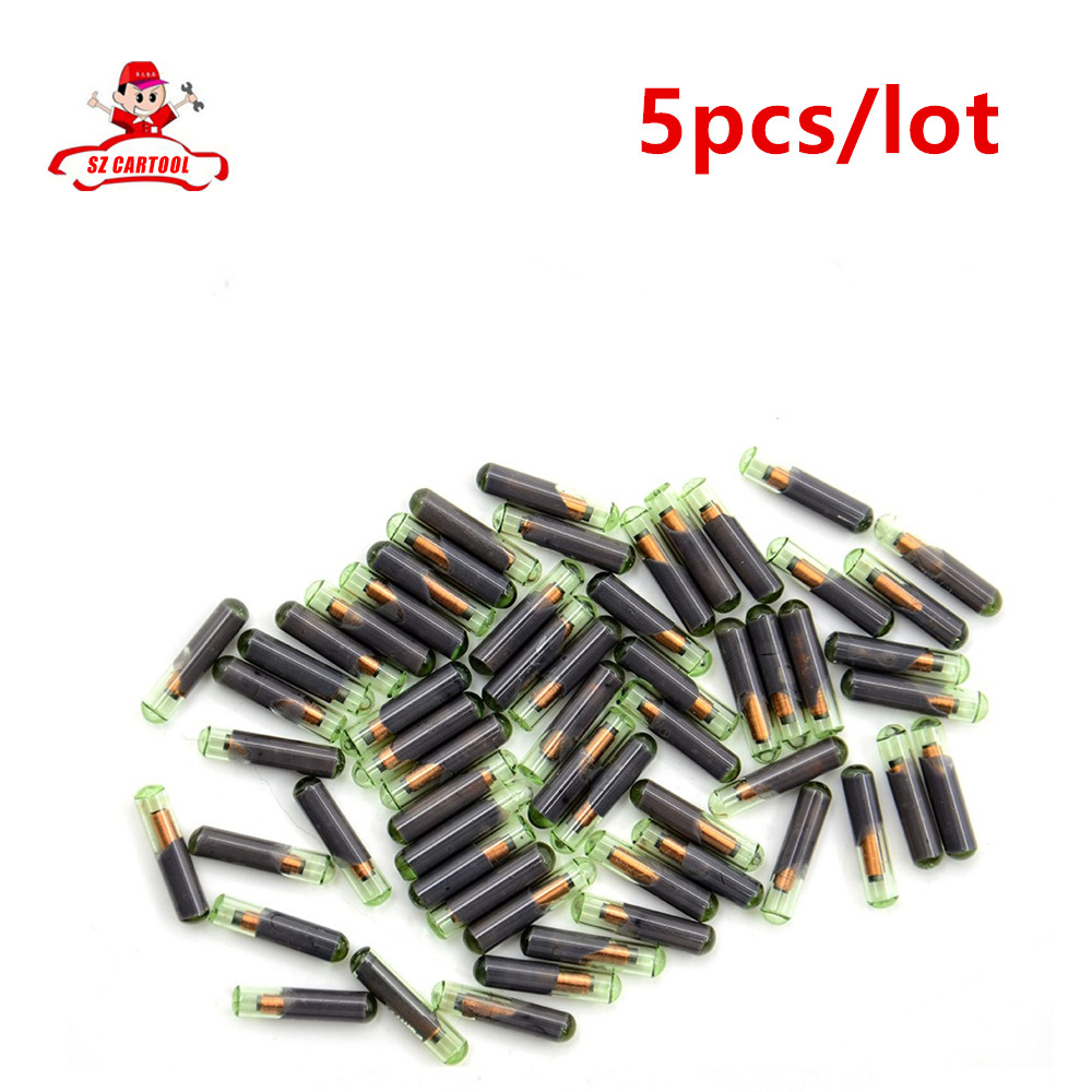2017 HOT OEM ID48 auto transponder chip Tango Pro Copy ID48 Car Key Chip 5pcs lot