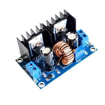 XH-M401 DC-DC paso módulo XL4016E1 de alta potencia regulador de voltaje CC máximo 8A banda de regulación de voltaje