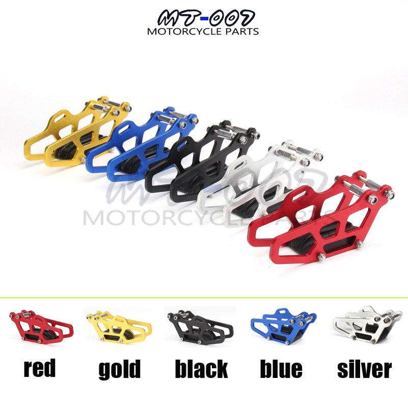 Alloy Chain Guard Guide Chain Protector Roller Dirt Pit Bikes XR CRF 50 70 110 125 140 150 160cc Xmotos Kayo Motorcycle