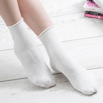 2018 г. новые женские Носки чистый коттоновые носки оптовая продажа женские A166