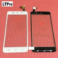 Black White High Quality Working Glass Sensor Panel Digitizer Touch Screen For THL W200 W200S W200C