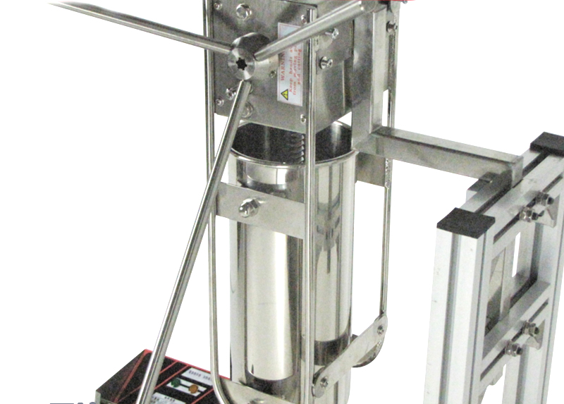 Manual Churros Machine Capacity 5L Commercial Stainless Steel Churro Making Machine without Deep Fryer