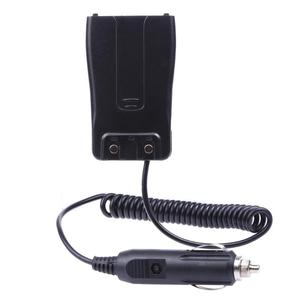 Car Charger Battery Eliminator Adapter for Baofeng BF-888s 777 666s Radio Walkie Talkie Accessories w/ Cigarette Lighter Plug