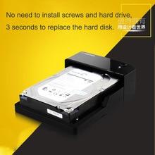 Master HD623 3.5/2.5 inch dual serial Thailand desktop mobile hard disk box base box