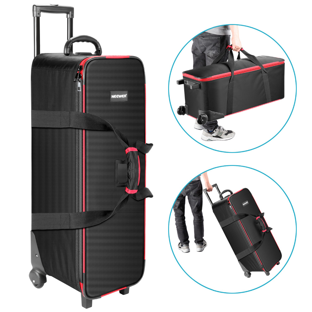 Здесь можно купить  Neewer Roller Bag for Photography Photo Video Studio on Location Shoots 12.5x11.8x33 inches Carrying Bag for Camera Light Stand   Бытовая электроника