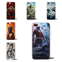 movie A Mosquito-Man wallpaper For Xiaomi Mi3 Samsung A10 A30 A40 A50 A60 A70 Galaxy S2 Note 2 Grand Core Prime Soft Shell Cover(China)