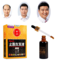 2Pcs Powerful 60ml Fast Hair Care Hair Loss Products Chinese Medicine Hair Growth Products Pilatory Essence Liquid Treatment Men