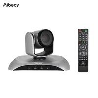 Aibecy 1080 P видеоконференции Камера HD из 10X Оптический зум автофокусировки автоматического сканирования plug-n-play с удаленный Управление для офис...