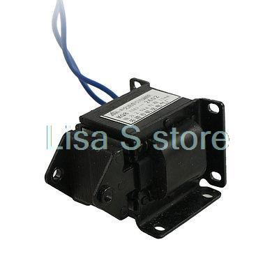 цена на AC 110V 15mm Stroke 2Kg Force Solenoid Electromagnet SA-2602