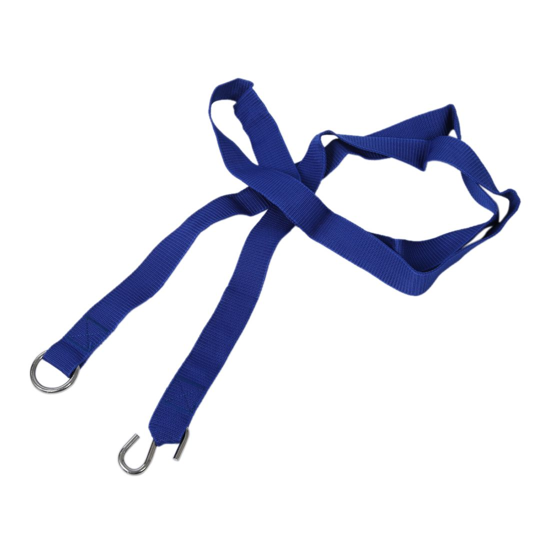 Hot Sale 1 Pair Strong Strap Bandage Belt With S Hooks Professional For Stand Maximum We ...