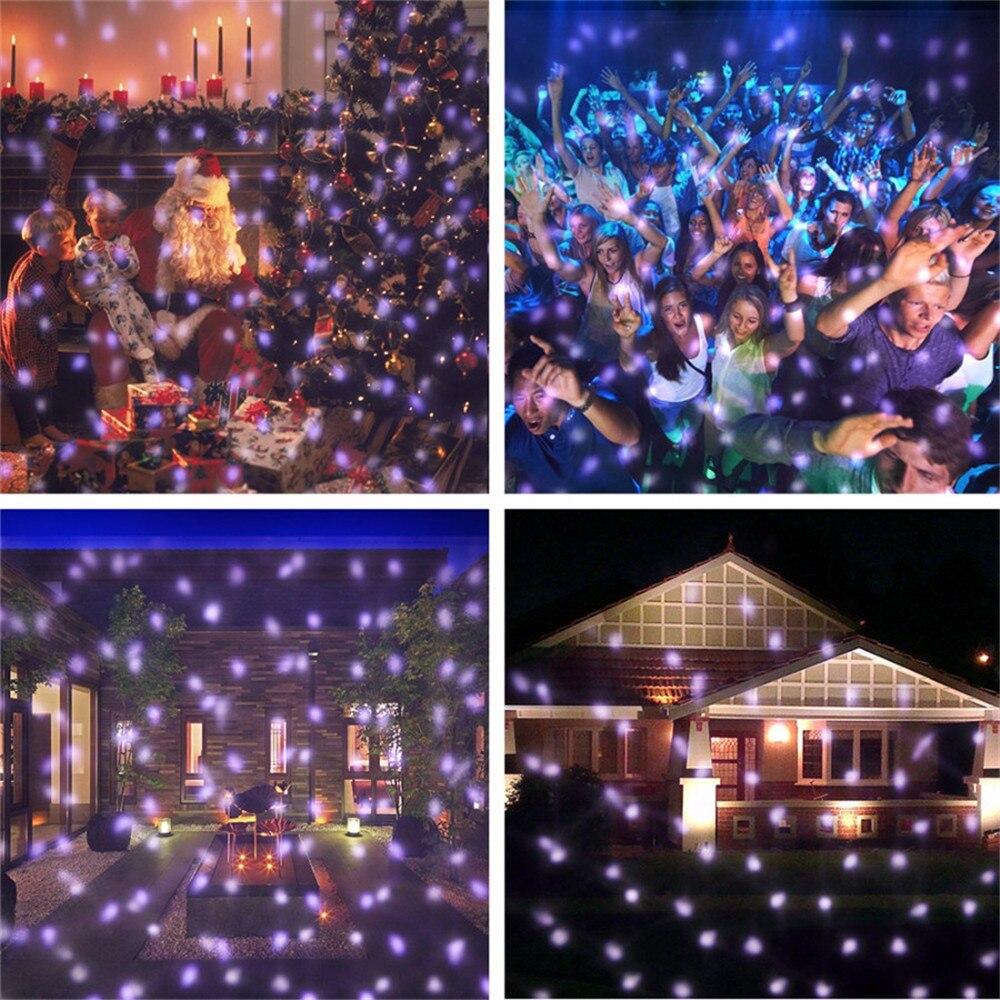 Snowfall led light  (4)