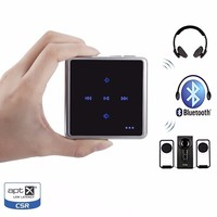Bluetooth V4 1 Audio Transmitter And Receiver 2 In 1 Touch Control Bluetooth Adapter For TV