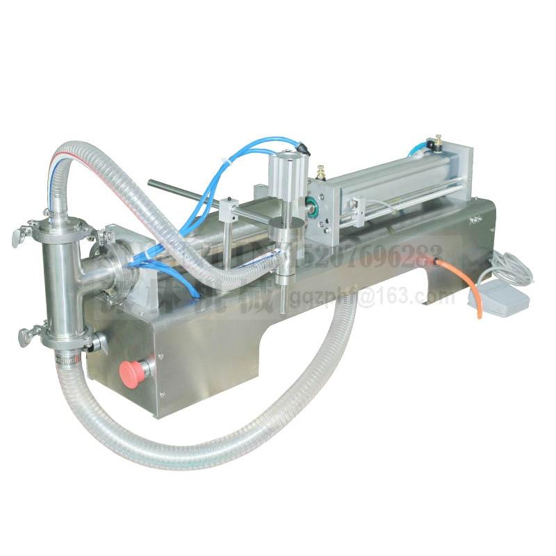 SHENLIN 1000ML napełniarka syrop wypełniacz sos napój chemiczny - Zestawy narzędzi - Zdjęcie 6