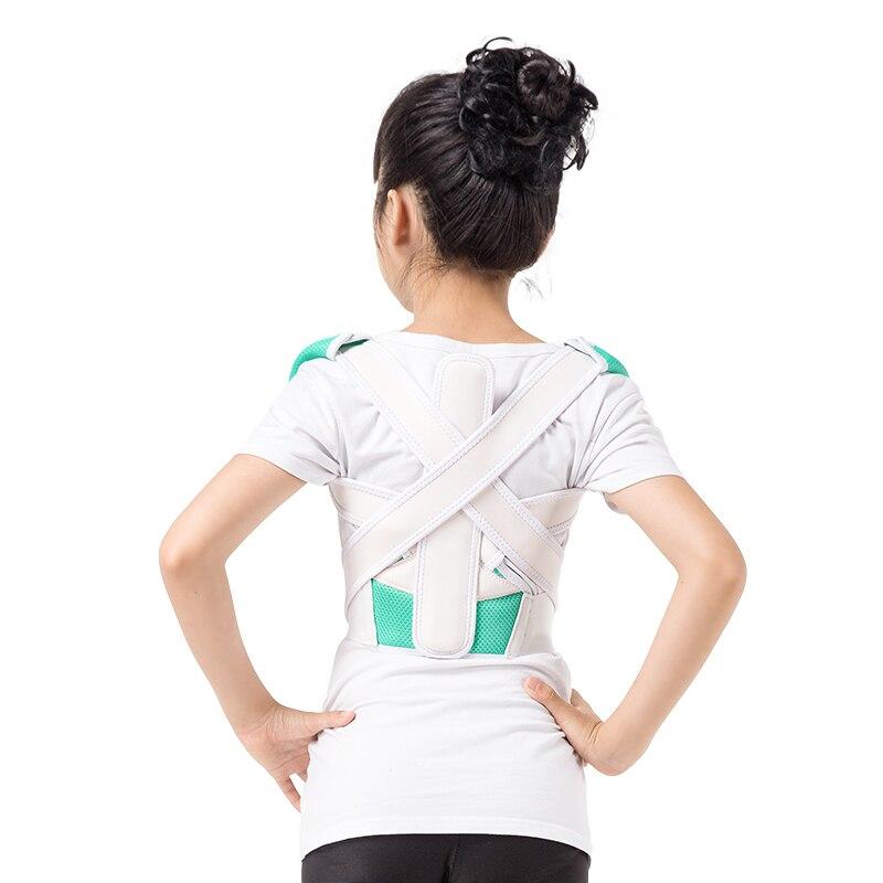 Quality Children Health Care Product Back Corset Brace Posture Corrector Belt for Back Orthopedic Corset Pain Shoulder Support цены онлайн