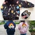 2016 новый бобо выбирает nununu пуховик парки осень зима дети звезда любит пальто топы мальчики девочки ребенок верхняя одежда ребенка одежда