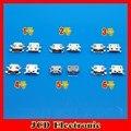 8 modelos, 10 PCS cada para Lenovo A710 A298 A710E A298T a630t G3 G2S de carregamento, Usb jack conector, Usb