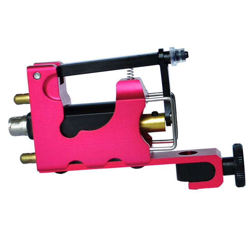 YOST 1pcs Sexy Red Pro Rotary Motor Tattoo Machine Gun For