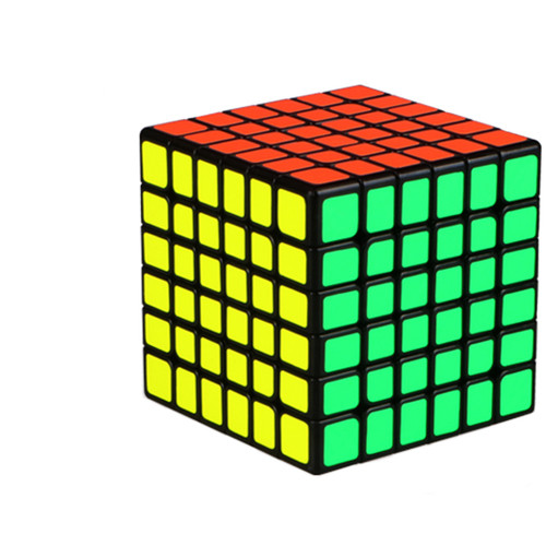 US $38 23 | Qiyi Mofangge Wuhua 6x6 Magic Cubes Puzzles 6x6x6 Professional  Competition Speed Cube WCA xwuhua V1 6x6 magic cubes-in Magic Cubes from