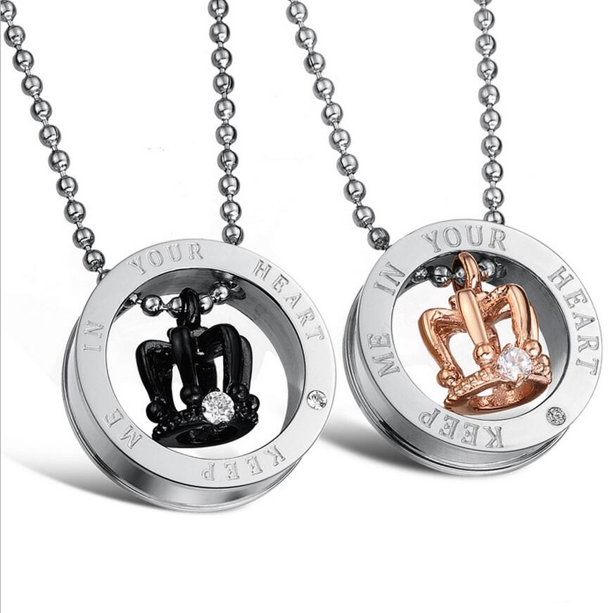 Romantic birthday gifts boyfriend reviews online for Couples matching jewelry sets