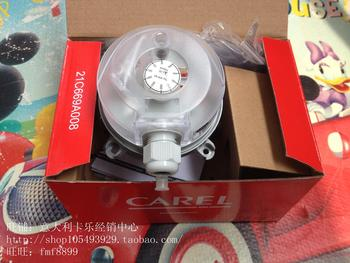Italy CAREL  Sensing switch DCPD010100-C  DCPD000100  DCPD010100 Differential pressure switch 50--500PA 0.5-5Mbar