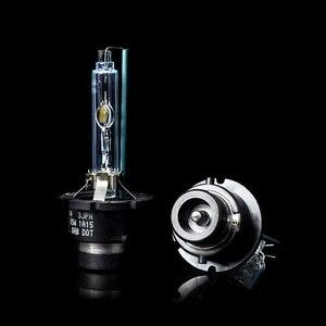 Image 5 - Venta al por mayor, 2 uds, luz alta, 35W, D1S, D2S, D3S, D4S, bombilla HID, lámpara, Faro de coche, todos los coches, 6000K, GLOWTEC