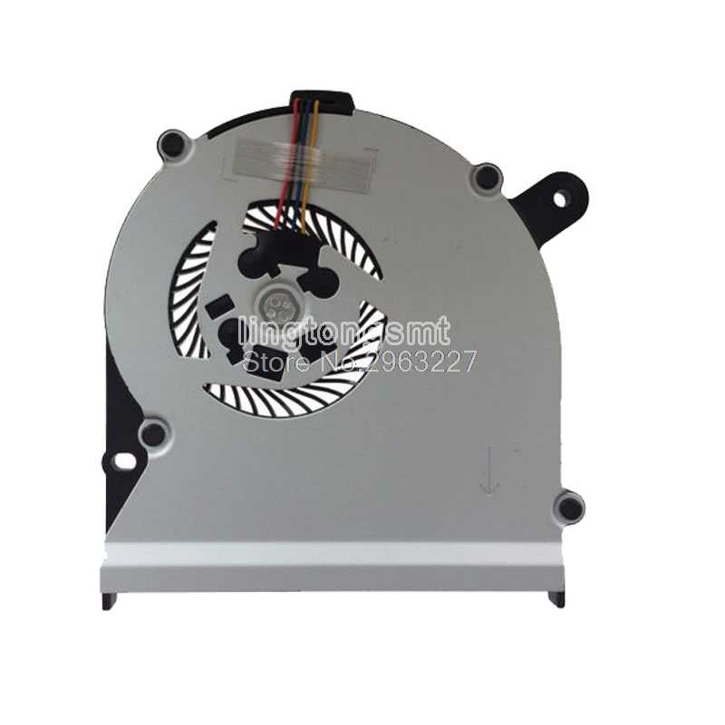 Asli Cpu Cooling Fan For Asus S400 S400C S400CA S400E X402C X402E F402C X502C S300C S500 S500C S500CA Laptop Cooler kipas Angin