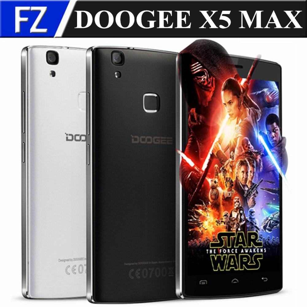 Original DOOGEE X5 MAX PRO 5