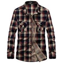 Camisa социальной masculina мужская рубашка Длинные рукава брендовая рубашка в клетку мужские CHEMISE Homme повседневные мужские рубашки Сорочка 1677
