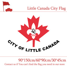 Free shipping Little Canada City Flag 3x5ft Banners With Brass Metal Holes 30*45cm Car Flag 90*150cm 60*90cm Flag For Vote Event free shipping little canada city flag 3x5ft banners with brass metal holes 30 45cm car flag 90 150cm 60 90cm flag for vote event