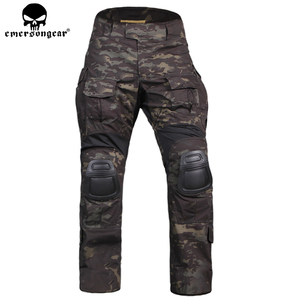 Image 5 - men Camouflage Hunting Pants Emersongear G3 Multicam Tactical Airsoft Combat Emerson Trousers