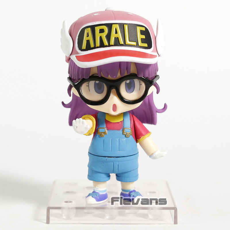 Reliable Anime Dr Action & Toy Figures Slump Arale Norimaki Nendoroid 900 Cute Girls Action Figures Pvc Doll Model Toys