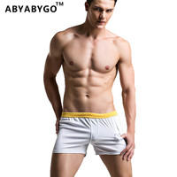 2017 Hot Sale Men Male Underwear Men S Boxer Underwear Bermudas Masculina De Marca Boxer Shorts