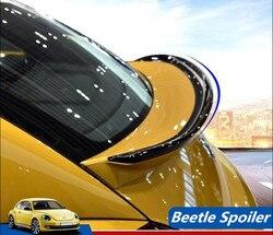 Farba samochodu tylne skrzydło bagażnika warg duży SPOILER dla Volkswagen VW Beetle 2013 2014 2015 2016 2017 2018