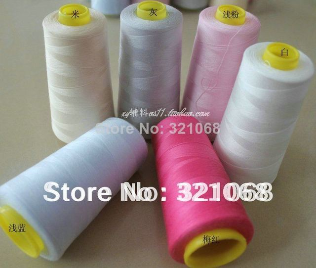 Household Sewing Thread Industrial Sewing Thread Sewing Machine Unique Polyester Thread For Sewing Machine