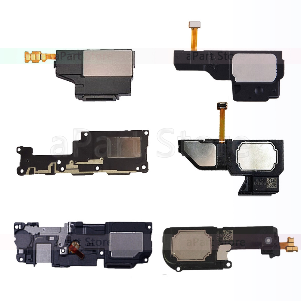 Loudspeaker Loud Sound Buzzer Ringer Speaker Flex Cable For Huawei P8 P9 P10 P20 Lite Pro Plus Original