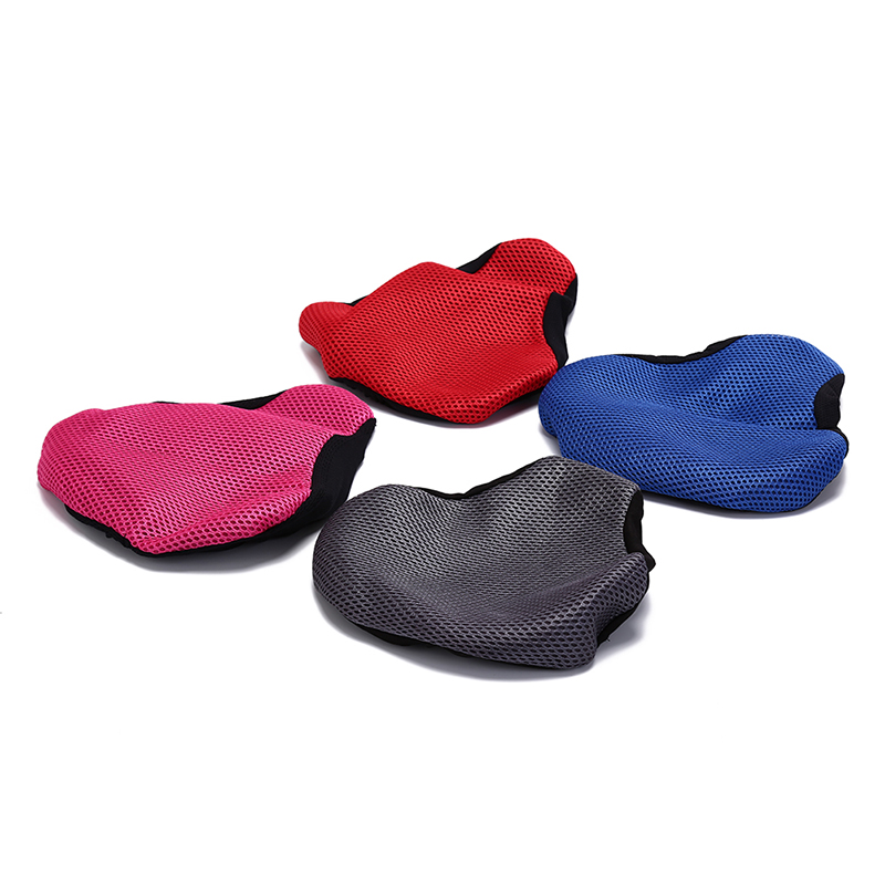 Cycling Net Seat Mats Seat Cover Saddle Bicycle Bike Seat Saddle Random chic
