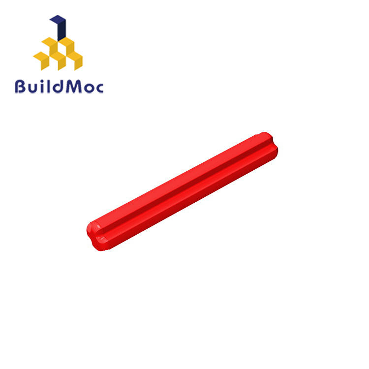 BuildMOC Compatible Assembles Particles 3705 1x4 For Building Blocks Parts DIY LOGO Educational Creative Gift Toys